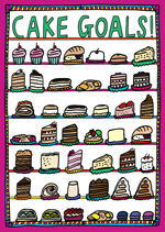Cake Goals