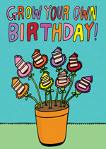 Grow Your Own Birthday