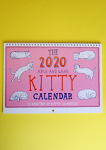 2020 Kitty Calendar