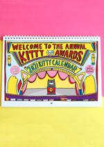 2021 Kitty Calendar