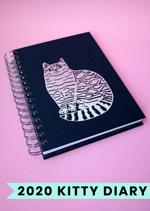 2020 Kitty Diary