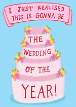 I Just Realised This Is Gonna Be The Wedding Of The Year!