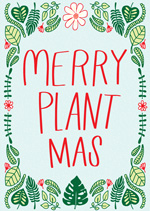 Merry Plantmas